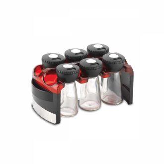 Korkmaz - Korkmaz Aroma 6'lı Kırmızı Baharat Seti (1)
