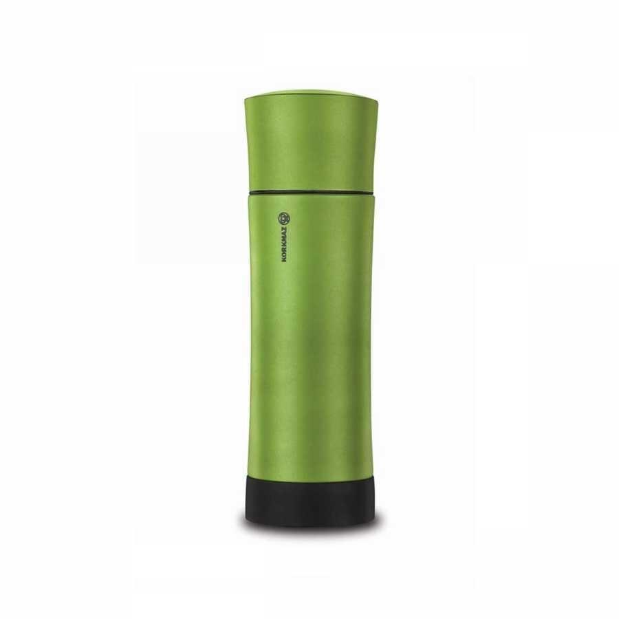 Korkmaz Freedom 850 ml / Yeşil Maxi Termos