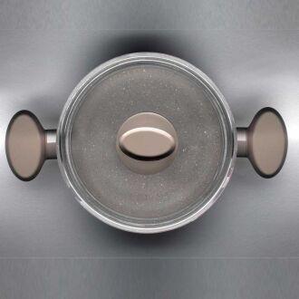 Korkmaz - Korkmaz Mia Manolya 20 cm Tencere (1)