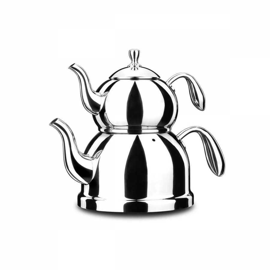 Korkmaz Pro-Chef Çaydanlık Takımı