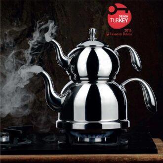 Korkmaz - Korkmaz Pro-Chef Çaydanlık Takımı