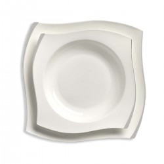 Korkmaz - Korkmaz S Collection Silver 86 Parça Yemek Takımı
