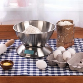Korkmaz - Korkmaz Silvera Mutfak Terazisi