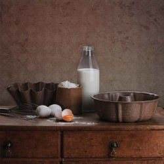Korkmaz - Korkmaz Torta Çiçek Kek Kalıbı