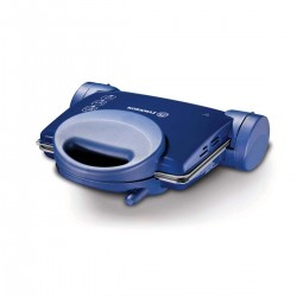 Korkmaz - Korkmaz Tostez Mavi/Gri Granit Tost Makinesi
