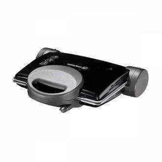Korkmaz - Korkmaz Tostez Siyah/Gri Granit Maxi Tost Makinesi