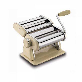 Korkmaz - Korkmaz Twista Retro Sarı Makarna Makinesi