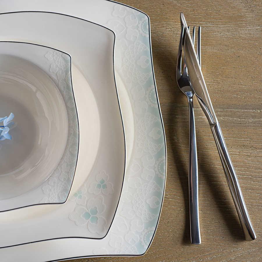 Korkmaz Vera 89 Parça Çatal Kaşık Bıçak Seti