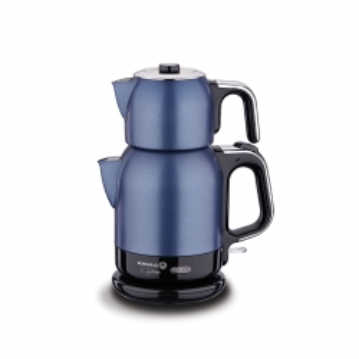 Korkmaz Çaytema Azura/Krom Elektrikli Çaydanlık