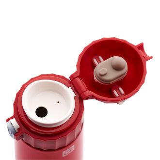 Korkmaz Bambino Plus Kırmızı 350 Ml Çocuk Matarası - Thumbnail