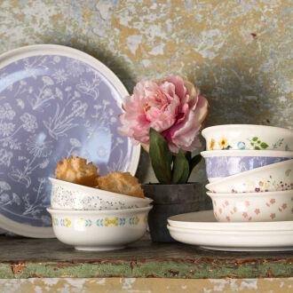 Korkmaz Aşiyan Collection 30 Parça Kahvaltı Takımı - Thumbnail