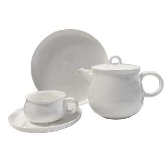 Korkmaz - Korkmaz Aşiyan Collection 30 Parça Kahvaltı Takımı (1)