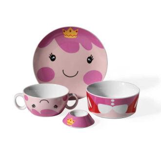 Korkmaz - Korkmaz Bambino Collection Porselen Seti (1)