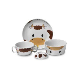 Korkmaz Bambino Collection Porselen Seti - Thumbnail