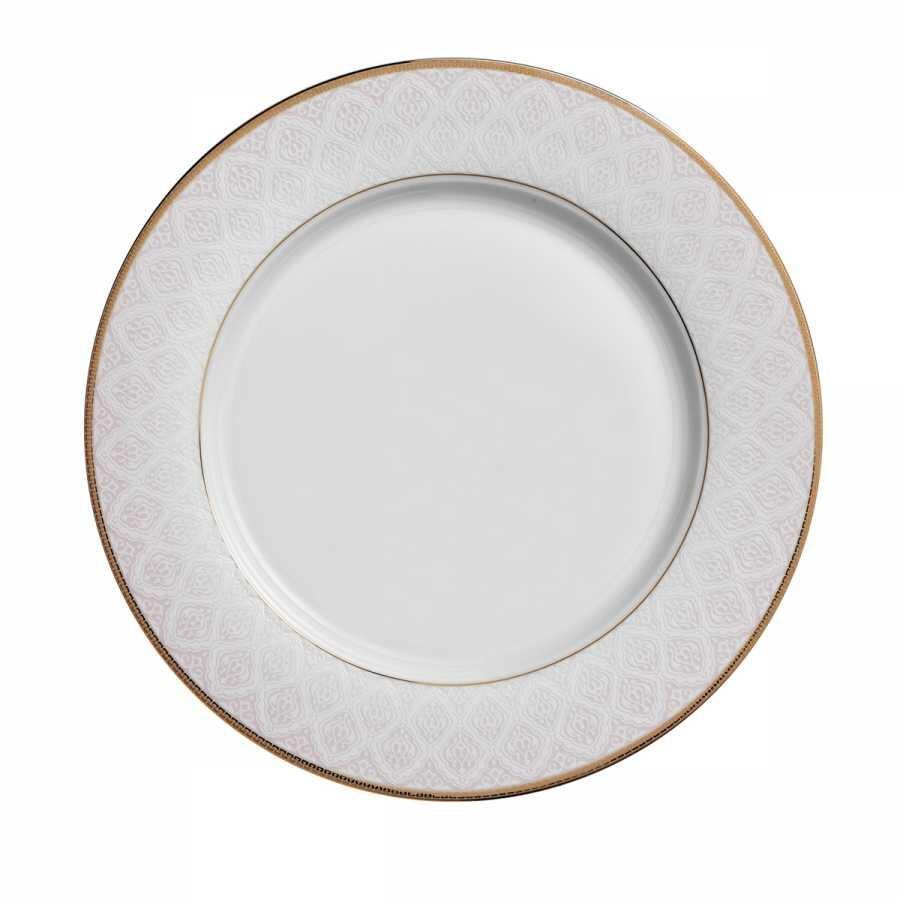 Korkmaz Bianca Collection 86 Parça Yuvarlak Yemek Takımı