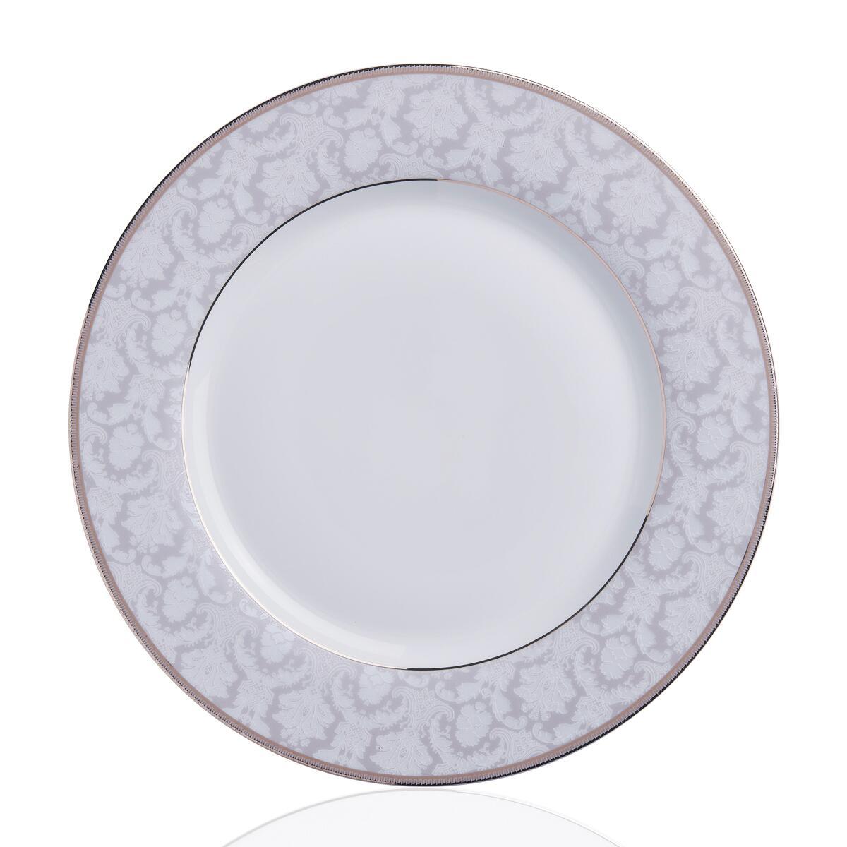 Korkmaz Super White 86 Parça Yuvarlak Yemek Takımı