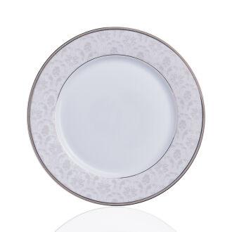 Korkmaz Super White 86 Parça Yuvarlak Yemek Takımı - Thumbnail