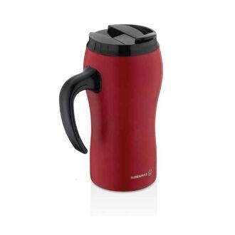 Korkmaz Comfort Kırmızı Mug - Thumbnail