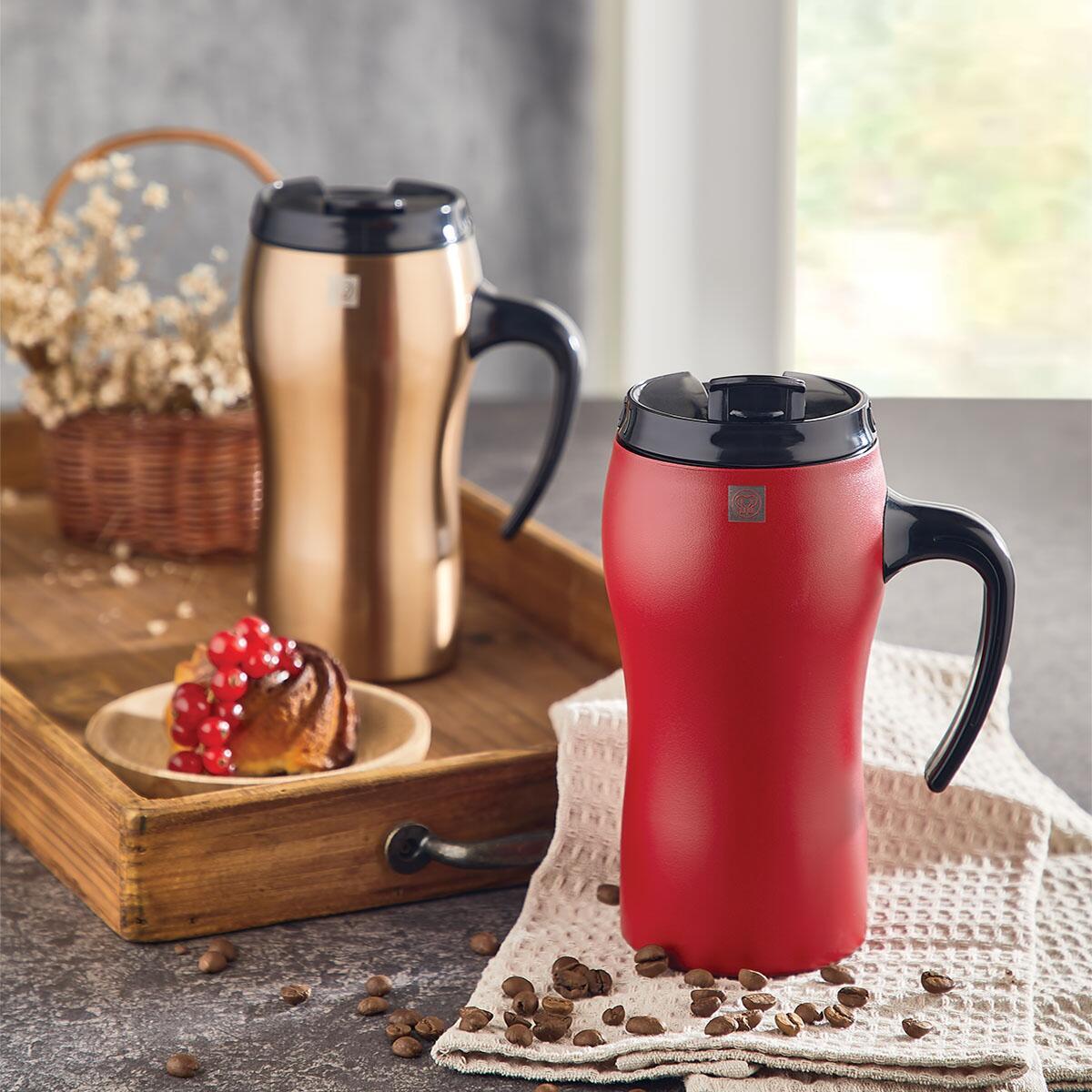 Korkmaz Comfort Kırmızı Mug