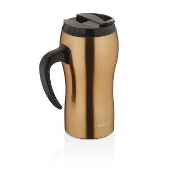 Korkmaz Comfort Rosagold Mug - Thumbnail