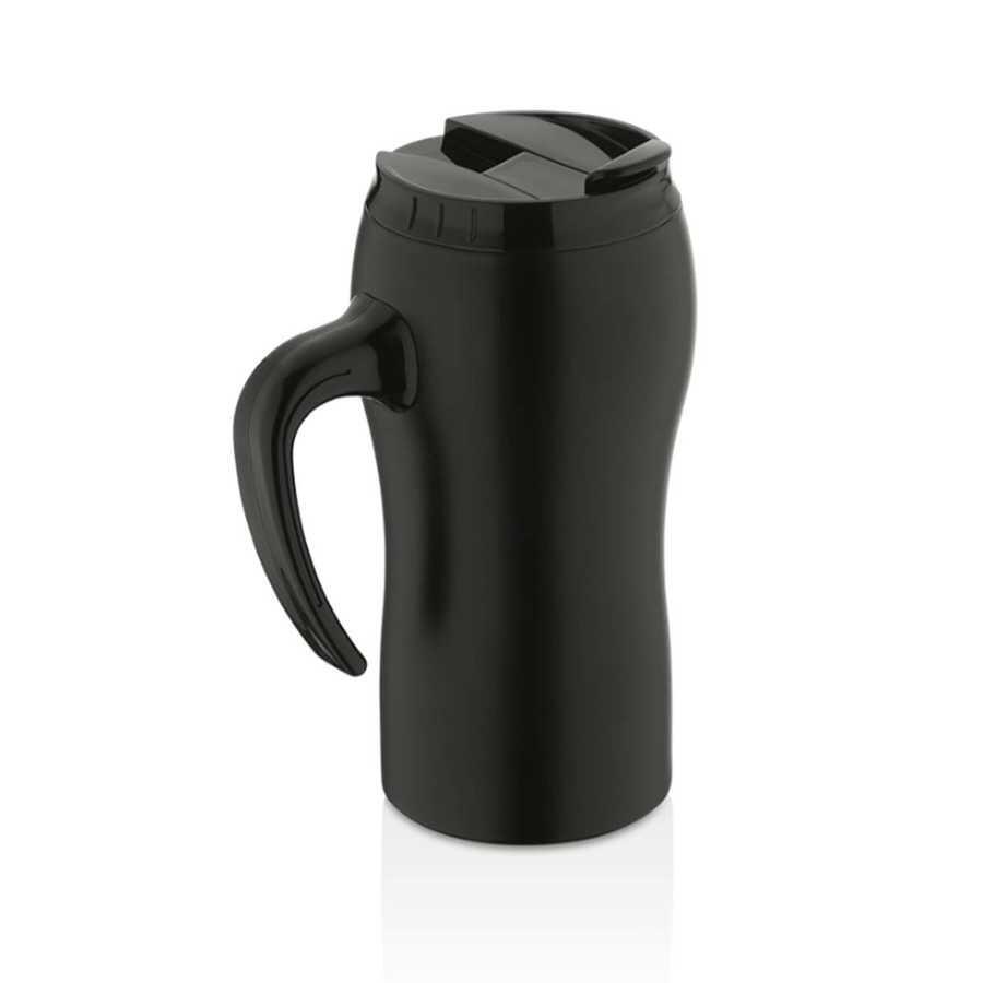 Korkmaz Comfort Siyah Mug