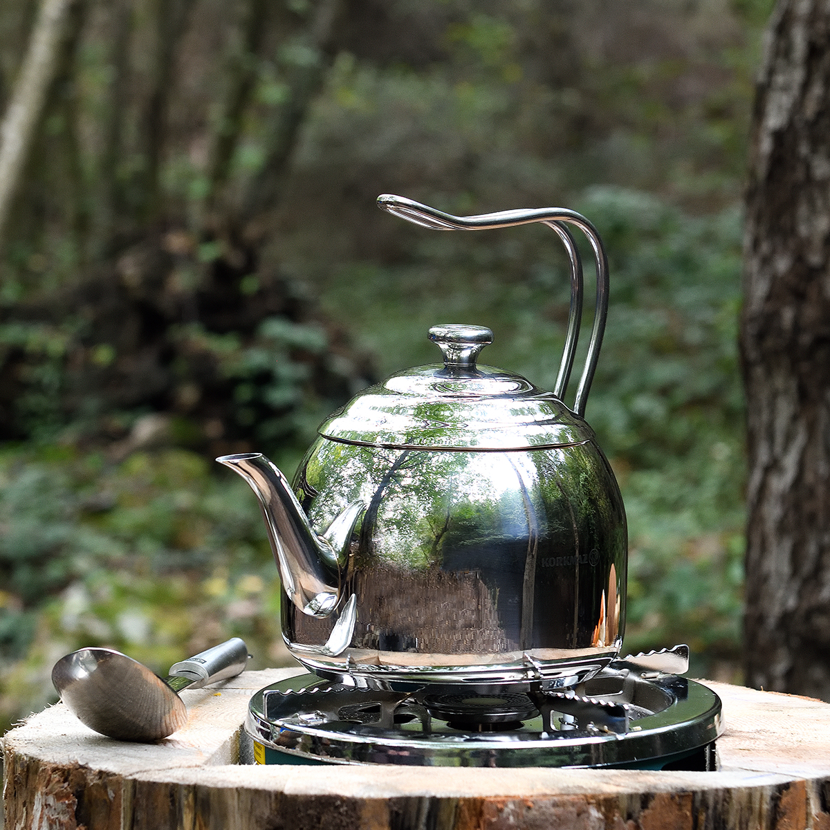 Korkmaz Droppa 3.5 lt Çaydanlık