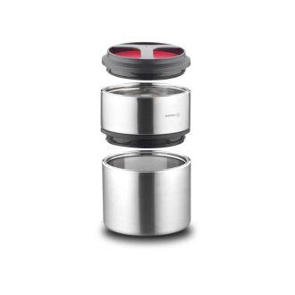 Korkmaz - Korkmaz Essentials 1500 Ml Inox Beslenme Kutusu (1)