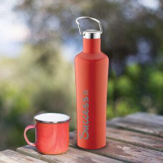 Korkmaz - Korkmaz Essentials 500 Ml Kırmızı Şişe (1)