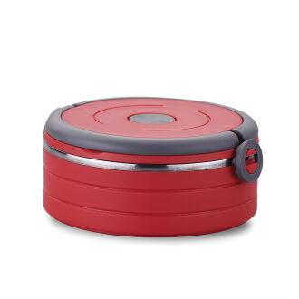 Korkmaz Essentials Warm 600 ml Beslenme Kutusu - Thumbnail