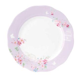 Korkmaz - Korkmaz Flora Collection 30 Parça Yuvarlak Kahvaltı Takımı (1)