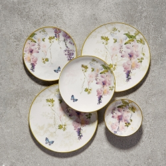 Korkmaz Gardena Collection 24 Parça Yemek Takımı - Thumbnail