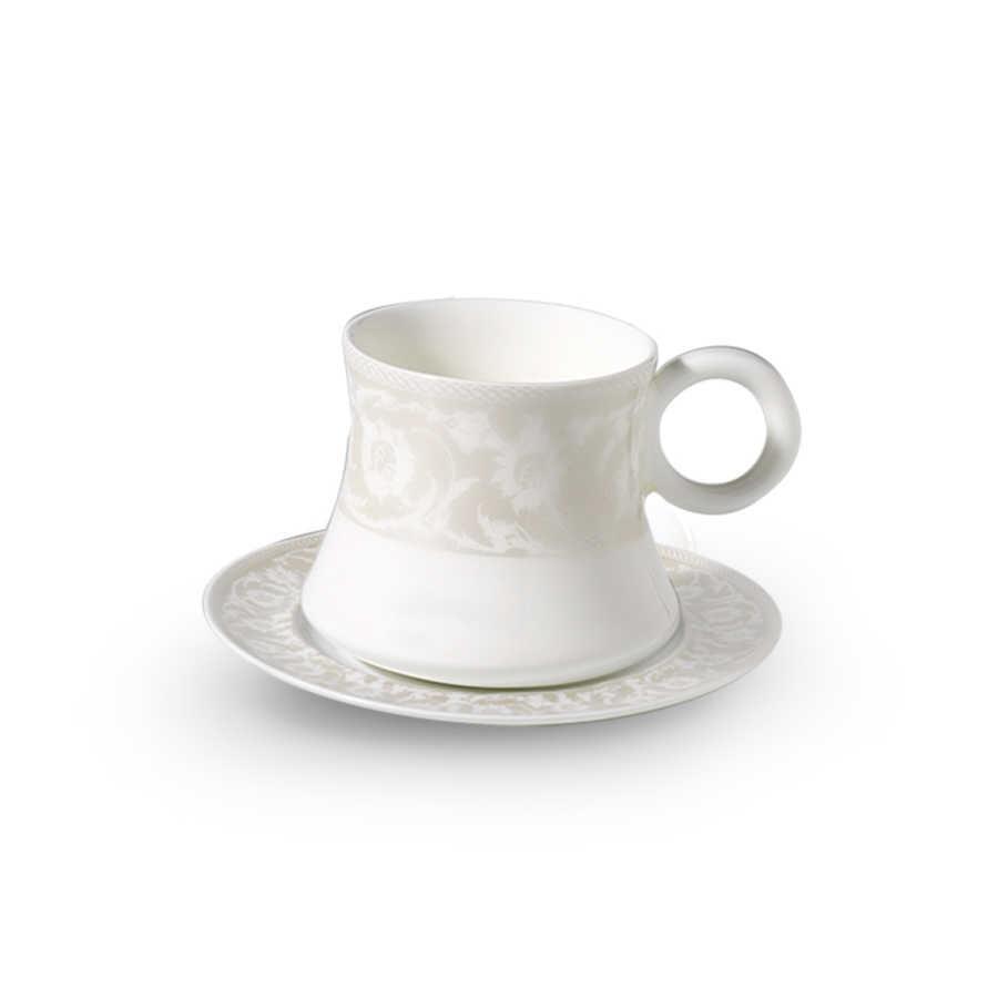 Korkmaz Hasbahçe Hatayi 6'Lı Kahve Fincan Takımı