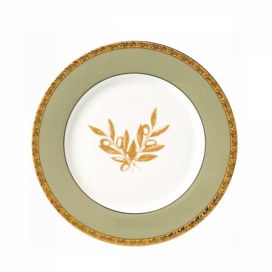 Korkmaz Imperial Collection 92 Parça Yuvarlak Yemek Takımı