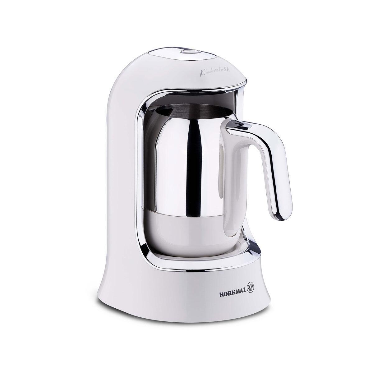 Korkmaz Kahvekolik Otomatik Kahve Makinesi Vanilya