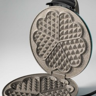 Korkmaz - Korkmaz Mia Mavi Waffle Makinesi (1)