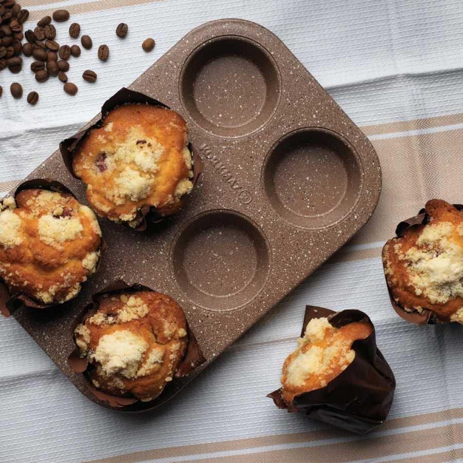 Korkmaz Muffy 12′lı Muffin Kalıbı