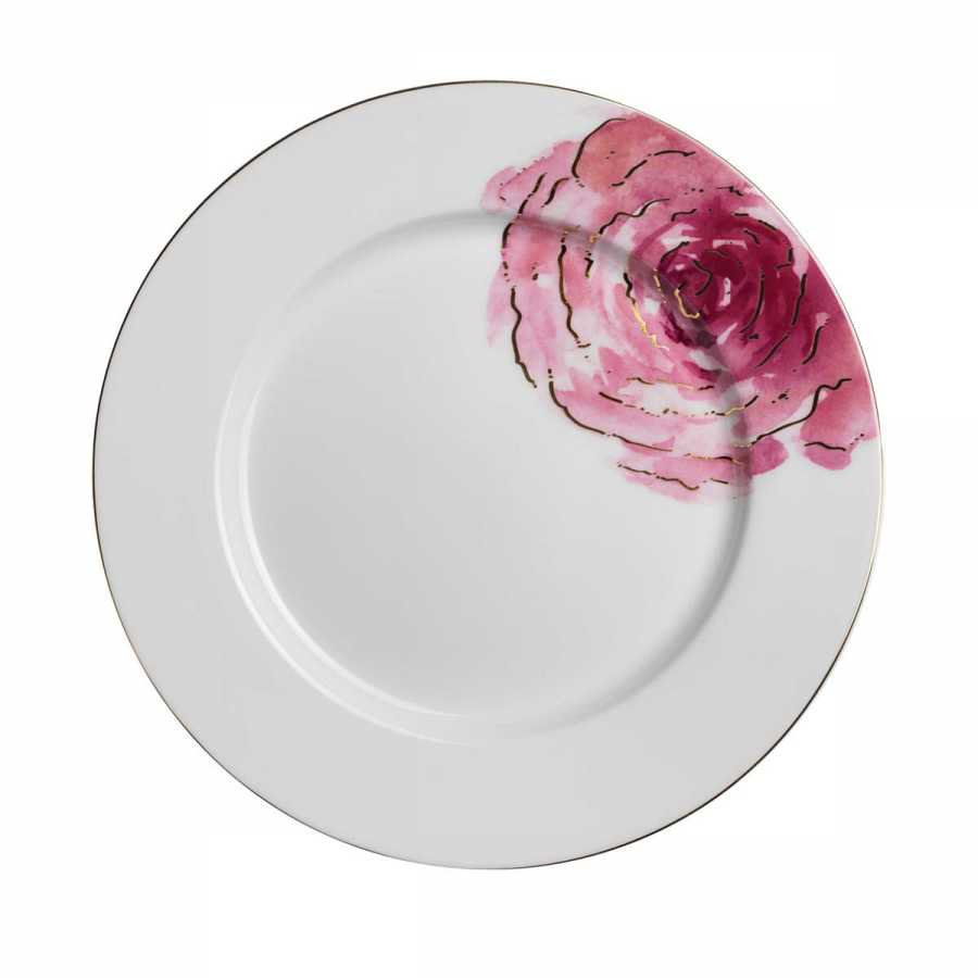 Korkmaz Pearl Collection 86 Parça Yuvarlak Yemek Takımı