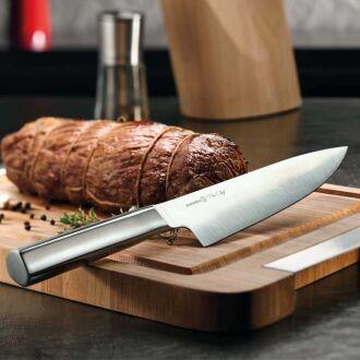 Korkmaz Pro-Chef 20 cm Dilimleme Bıçak - Thumbnail