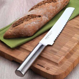 Korkmaz - Korkmaz Pro-Chef 20 cm Ekmek Bıçak (1)