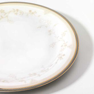 Korkmaz - Korkmaz Queen Collection 70 Parça Yuvarlak Yemek Takımı (1)