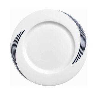 Korkmaz - Korkmaz Super White 86 Parça Yuvarlak Yemek Takımı (1)