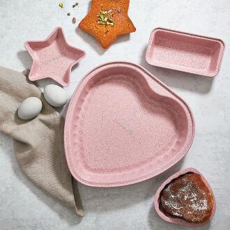 Korkmaz Torta Kalp Kek Kalıbı - Thumbnail