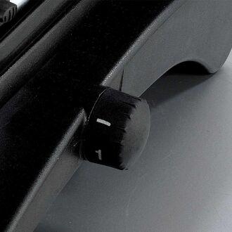 Korkmaz Tostkolik Inox/Siyah Granit Tost Makinesi - Thumbnail